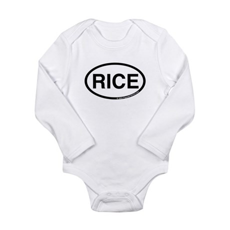 Ricer Code Long Sleeve Infant Bodysuit
