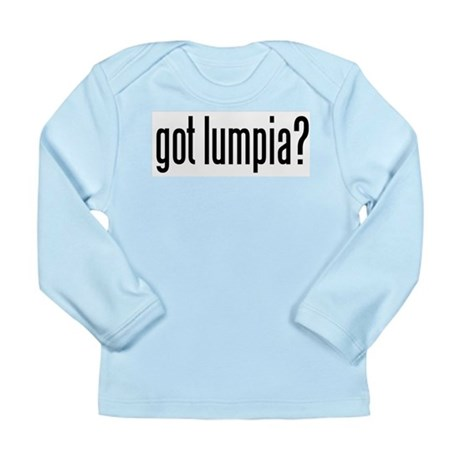 got lumpia? Long Sleeve Infant T-Shirt