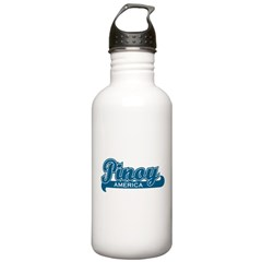 Pinoy America Stainless Water Bottle 1.0L