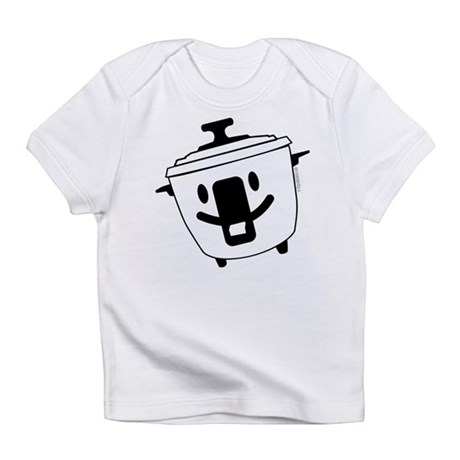 The Happy Rice Cooker Infant T-Shirt