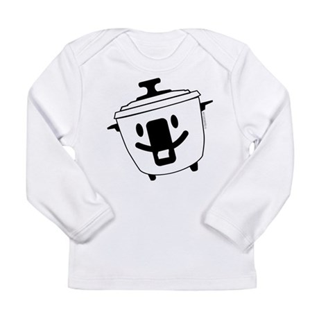 The Happy Rice Cooker Long Sleeve Infant T-Shirt