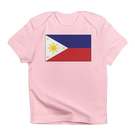 Philippine Flag Infant T-Shirt