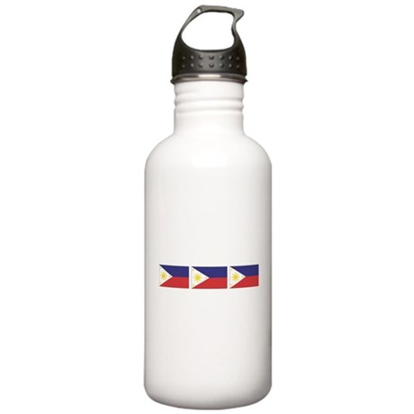 Philippine Flags Stainless Water Bottle 1.0L