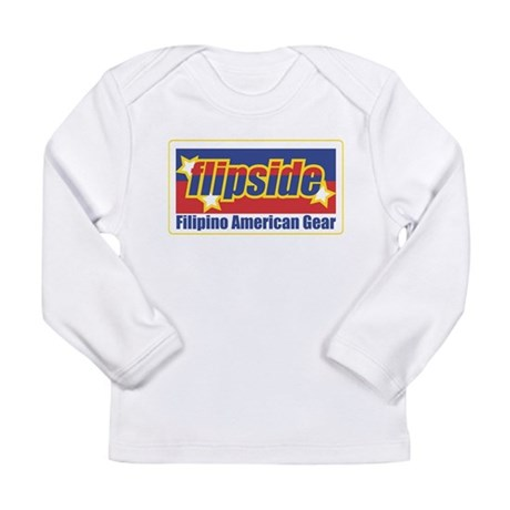 FlipsideTshirts Long Sleeve Infant T-Shirt