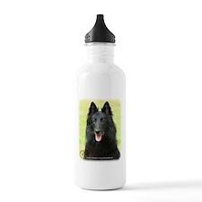 Belgian Shepherd (Groenendael Water Bottle