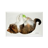 Cute Linda hammar Rectangle Magnet (100 pack)