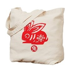 Year of Rabbit Tote Bag