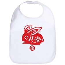Year of Rabbit Bib