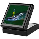 MUSKIE MADNESS Keepsake Box