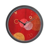 Ruby Wall Clock