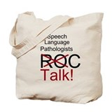 SLPs Talk! Tote Bag