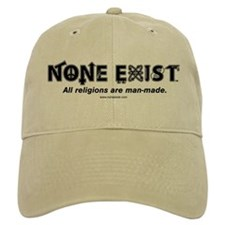 None Exist(tm) Baseball Cap