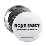 "None Exist(tm) 2.25"" Button"