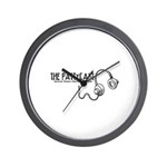 PattyCast Portable Fandom Wall Clock