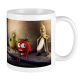 Flashing Fruit Mug