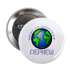 "World's Greatest Nephew 2.25"" Button (10 pack)"
