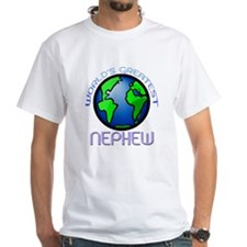 World's Greatest Nephew Shirt