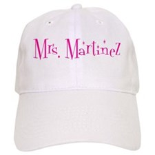 Mrs. Martinez Baseball Cap