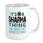 Dharma Thing Large Mug