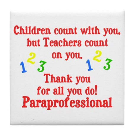 paraprofessional gifts | just b.CAUSE