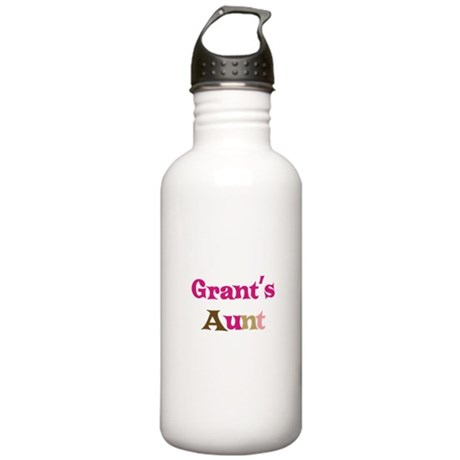 Grant's Aunt Stainless Water Bottle 1.0L