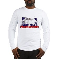 Provincetown Bear Long Sleeve T-Shirt