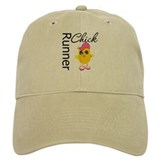 Runner Chick Cap