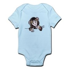 Pocket Monkey II Infant Bodysuit