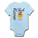 Runner Chick Onesie