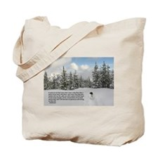Pointer Pof of My Heart Tote Bag
