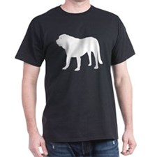 Spanish Mastiff Black T-Shirt