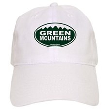 Green Mountains Baseball Cap