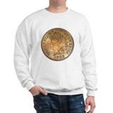 Indian Head Penny Double-Sided Sweatshirt