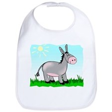 Happy Donkey - Bib