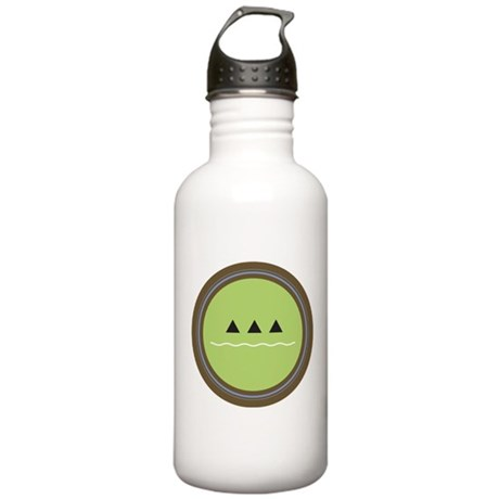 ecology logo Stainless Water Bottle 1.0L