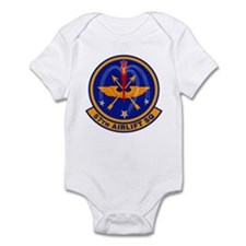 57th Airlift Squadron Infant Creeper