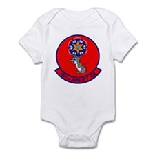58th Airlift Squadron Infant Creeper