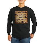 Saddle Up Long Sleeve Dark T-Shirt