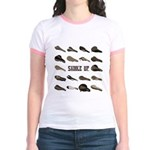 Saddle Up Jr. Ringer T-Shirt