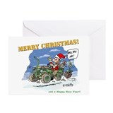 Funny 4wd Greeting Cards (Pk of 20)