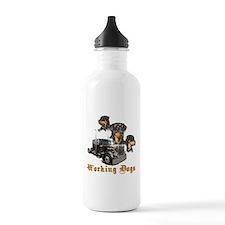 Working Dogs Water Bottle