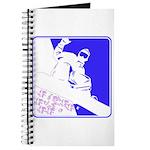 Snowboarding Pop Art Journal