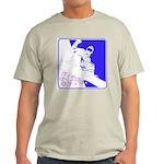 Snowboarding Pop Art Light T-Shirt