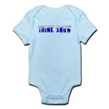 Think Snow Infant Bodysuit