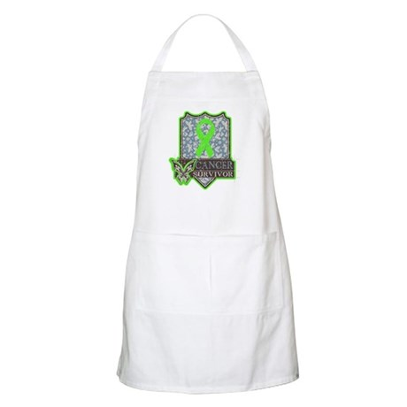 Lymphoma Cancer Survivor Apron