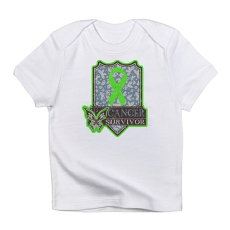Lymphoma Cancer Survivor Infant T-Shirt