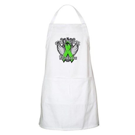 Lymphoma Cancer Warrior Apron