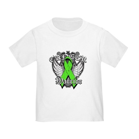 Lymphoma Cancer Warrior Toddler T-Shirt