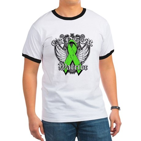 Lymphoma Cancer Warrior Ringer T