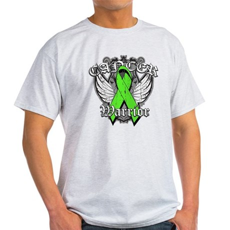 Lymphoma Cancer Warrior Light T-Shirt